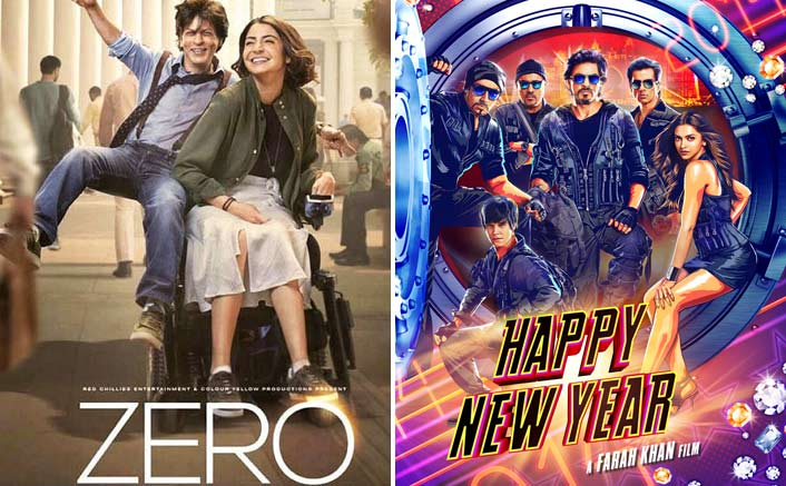 Box Office - With Zero, Shah Rukh Khan set for his BIGGEST opening since Happy New Year