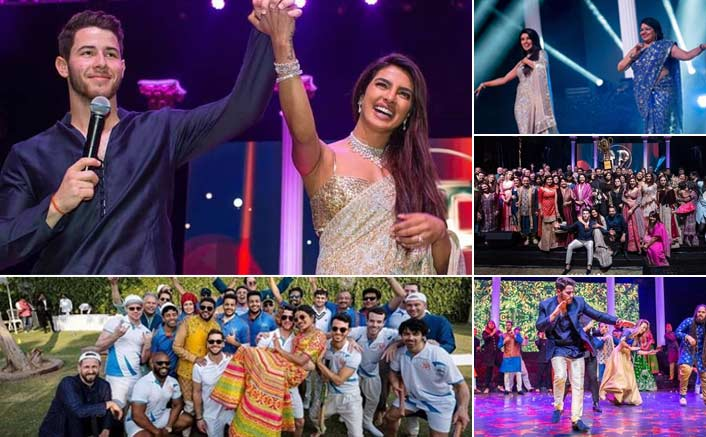 Cricket match, rocking sangeet: Priyanka Chopra's wedding sneak peek