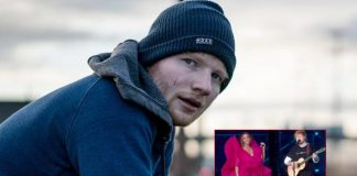 Ed Sheeran responds to angry comments over dressing less