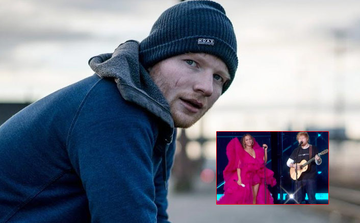Ed Sheeran responds to angry comments over Global Citizen Festival attire