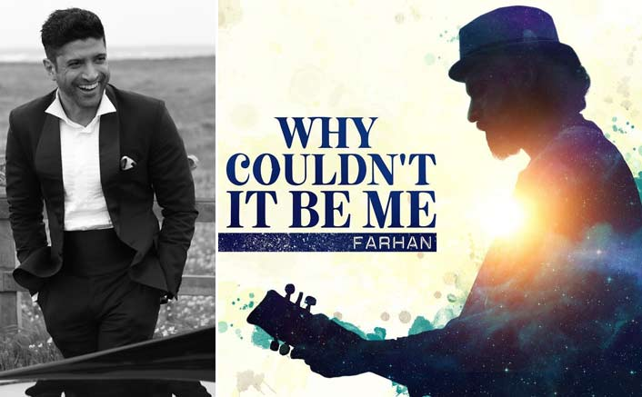 Farhan Akhtar's Next Single 'Why Couldn't It Be Me' to release on 14th December