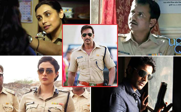 From Ajay Devgn To Rani Mukerji; The Actors Who Nailed The Cop Roles!