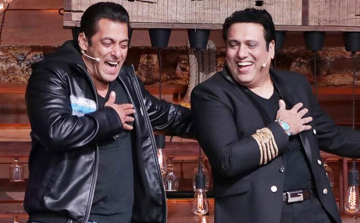Govinda Remembers This Incident Of The 'Real Hero' Salman Khan
