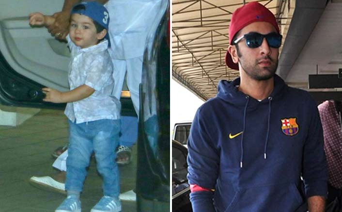 Happy Birthday Taimur Ali Khan: Times When His Stylish Looks Were Ahead Of The Time!