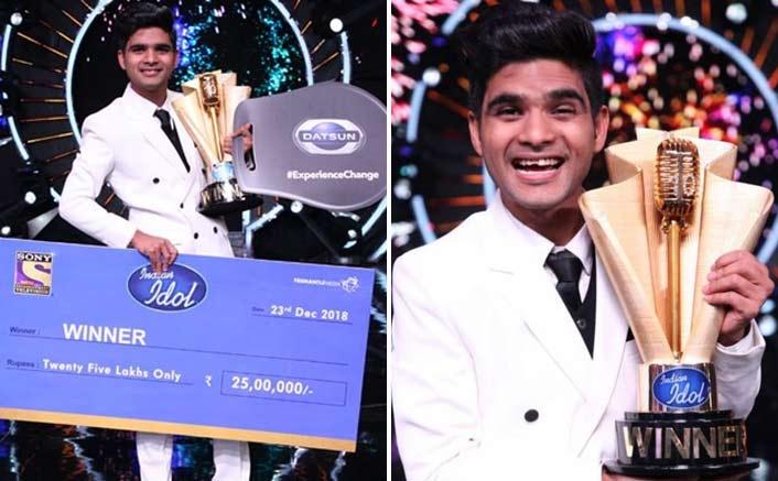Haryana's Salman Ali wins 'Indian Idol'