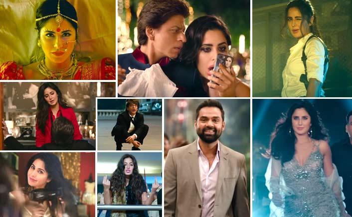 Heer Badnaam Song From Zero: Highlights The Gloomy World of Katrina Kaif AKA Superstar Babita Kumari!