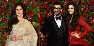 Here's Why Katrina Kaif Won't Be Invited For Deepika Padukone - Ranveer Singh's Functions Again!