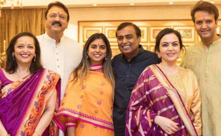 Hillary Clinton, Bollywood stars in Udaipur for Isha Ambani's wedding celebrations
