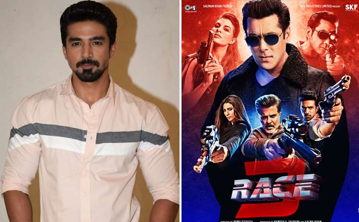 I got my first negative review after 'Race 3': Saqib