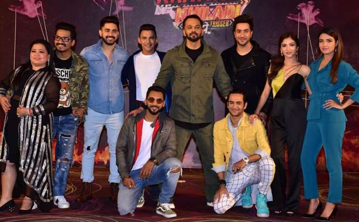 Immense amount of hard work involved in 'Khatron Ke Khiladi': Rohit Shetty
