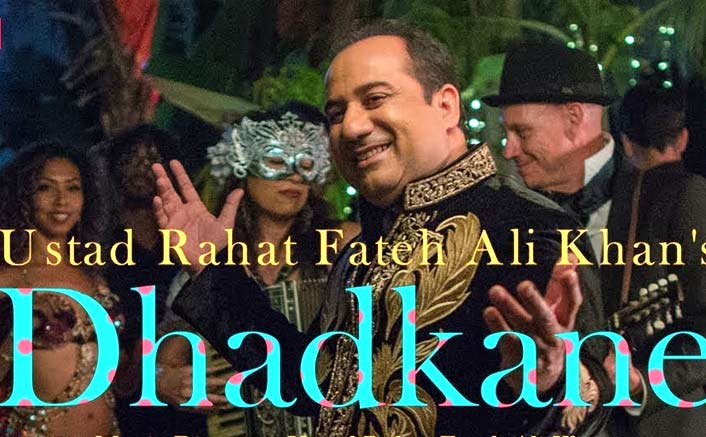 JetSynthesys' Music Boutique new single 'Dhadkane' by Sufi-pop singer Ustad Rahat Fateh Ali Khan features the beautiful city of Los Angeles