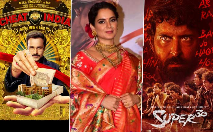 Kangana Ranaut's Manikarnika Will Stand On Its Own Merit: Producer On Clashing With Hrithik Roshan's Super 30 & Emraan Hashmi's Cheat India