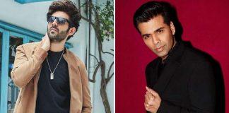 After Dostana 2, Kartik Aaryan To Collab With Karan Johar's Dharma Productions Again?