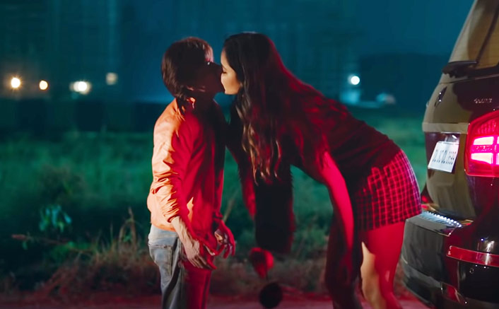 Katrina Kaif On Being Lucky To Kiss Shah Rukh Khan: He Is Lucky!