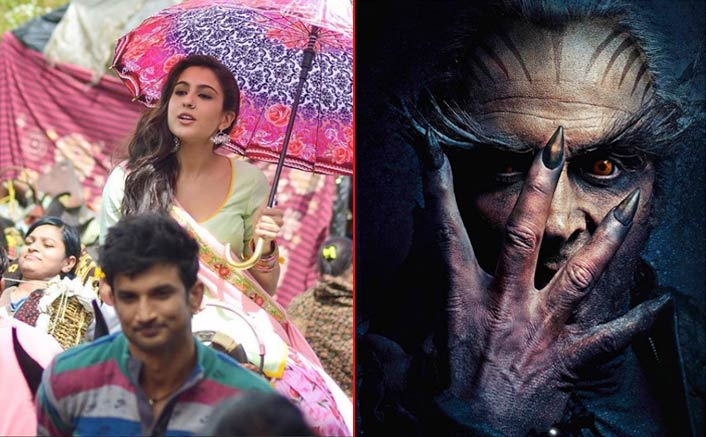 Kedarnath and 2.0 [Hindi] - Wednesday updates