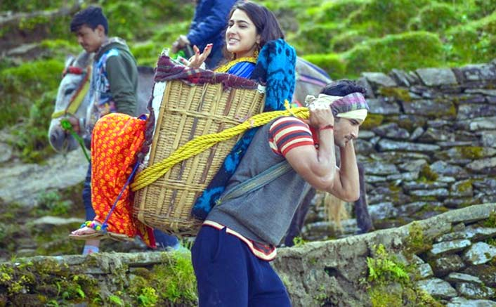 Box Office - Kedarnath does well on Saturday too