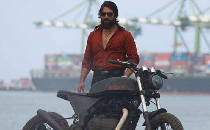 KGF Chapter 1 Box Office: Accelerates