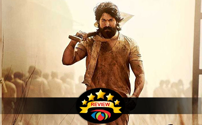 Kgf Chapter 1 Movie Review Yash S Journey From Style To Stale