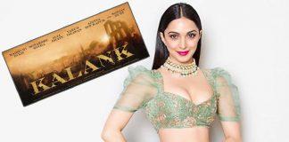 Kiara Advani excited over special appearance in 'Kalank'