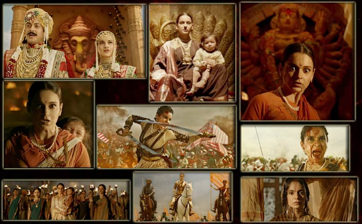 Manikarnika Trailer OUT: Extraordinary Kangana Ranaut Brightens Up This Visual Spectacle!