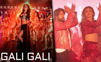 Mouni Roy soars the temperatures in KGF's Gali Gali!