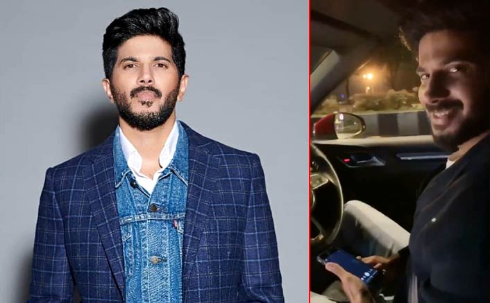 Mumbai Police wrongly reprimands Dulquer