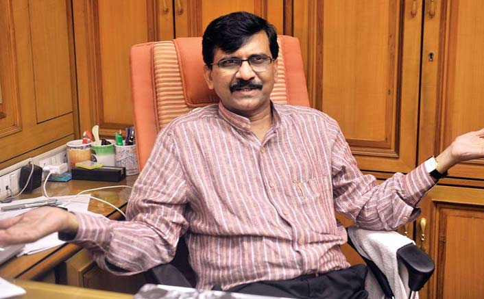 Nobody can ban 'Thackeray': Sanjay Raut