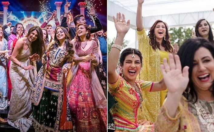 Priyanka Chopra Nick Jonas Wedding Parineeti Chopra Welcomes
