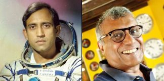 Rakesh Sharma is an inspiring Indian hero: Mahesh Mathai