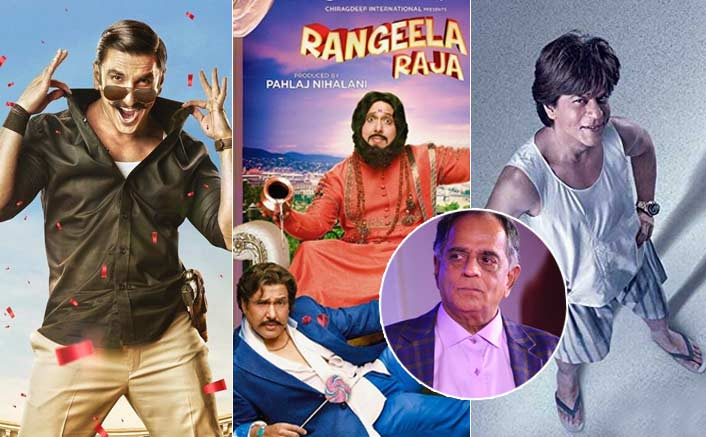 Rangeela Raja: Here's Why Pahlaj Nihalani Doesn't Wants To Come With Shah Rukh Khan's Zero & Ranveer Singh's Simmba