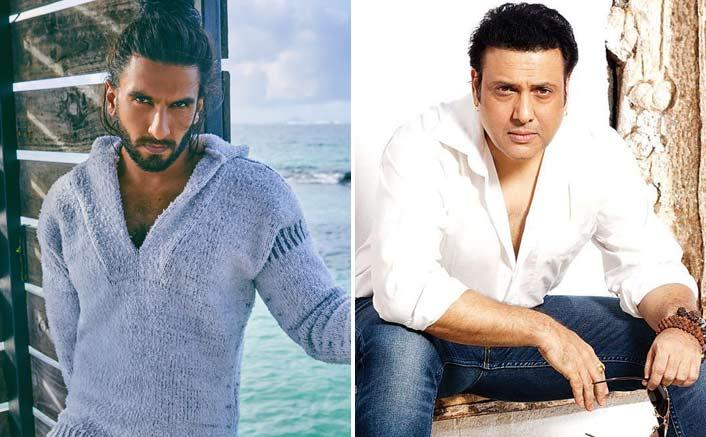Ranveer Singh is a good actor: Govinda