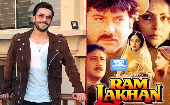 Ranveer Singh On Ram Lakhan