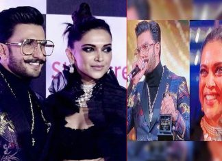 Ranveer Singh Opens Up About Wife Deepika Padukone's EMOTIONAL Moment While Receiving Best Actor For Padmaavat