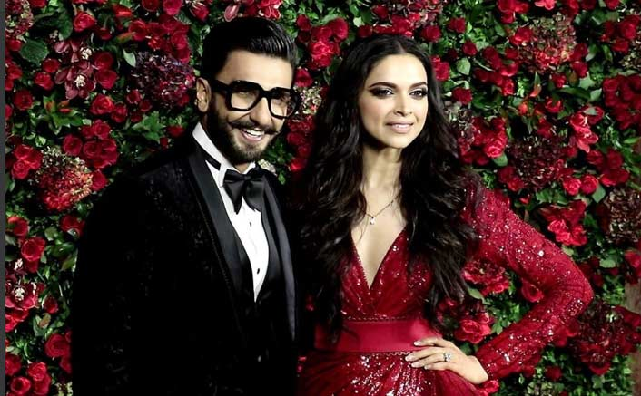 First look of DeepVeer for the Mumbai reception