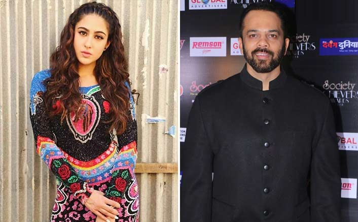 Sara Ali Khan Approached For Simmba Herself Reveals Rohit Shetty