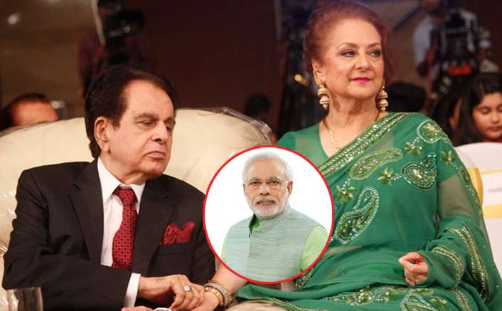 Saira Banu pins hope on Modi to save Dilip Saab's home