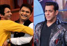 Salman Khan Plays The Peacemaker Between Kapil Sharma and Sunil Grover!