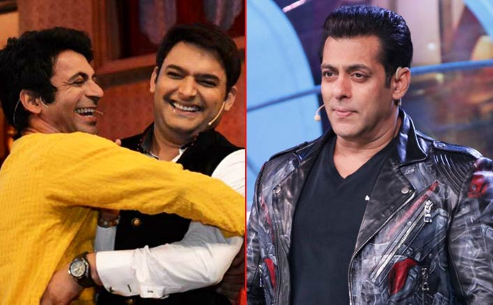 Salman Khan Plays The Peacemaker Between Kapil Sharma and Sunil Grover!