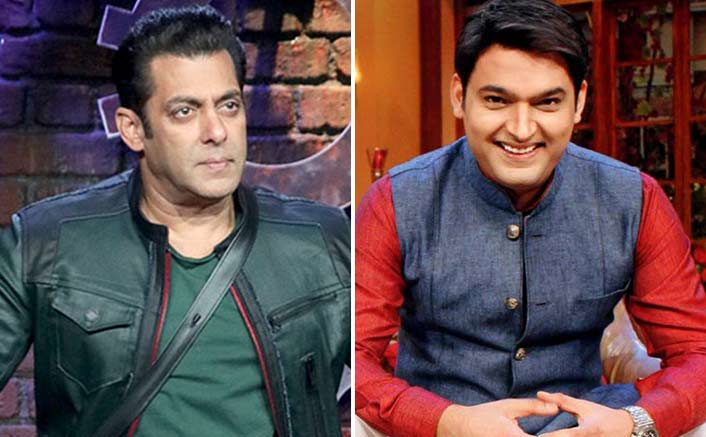 Salman to be 1st guest on Kapil Sharma's new show