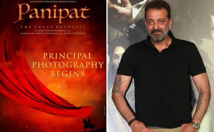Sanjay Dutt to join the shoot of Panipat today