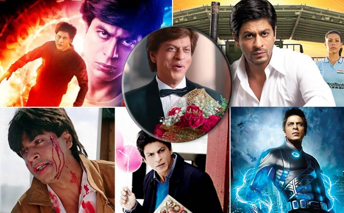 Shah Rukh Khan: The Story Of His Experiments With Films!