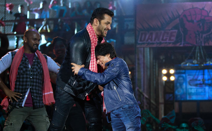 Shah Rukh Khan and Salman Khan to once again tap their feet after 11 years
