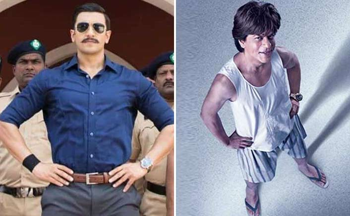 Simmba Box Office Collections Day 1: All Set To Beat Shah Rukh Khan's Zero!