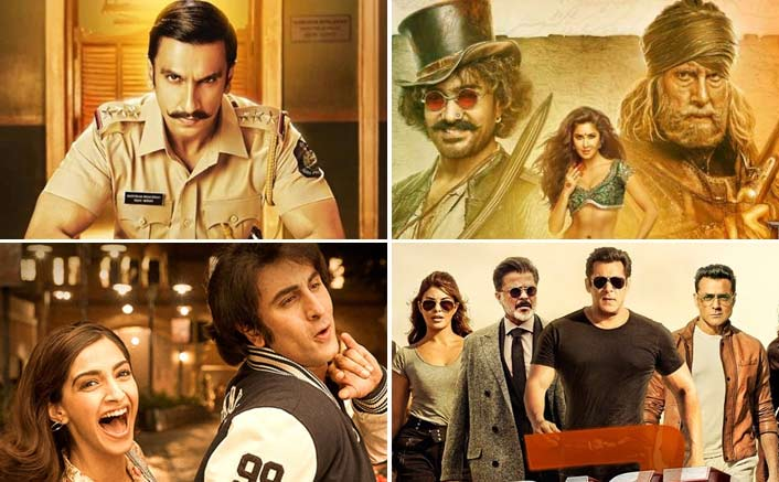 Simmba Box Office Day 3: Records 6th Highest Single Day in 2018, Thugs Of Hindostan Remains On Top!