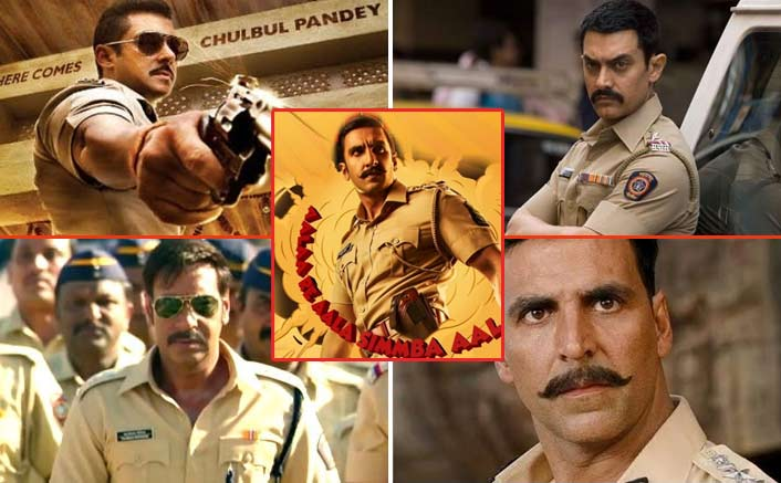 Simmba Box Office: Will It Beat Salman Khan, Ajay Devgn & Akshay Kumar To Emerge As The Highest Grossing Cop Movie?