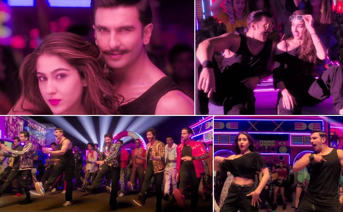 Aankh Marey Song From Simmba