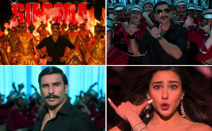 Simmba's next song Mera wala Dance is out