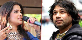 Sona Mohapatra wants Kailash Kher out of Mayur Utsav