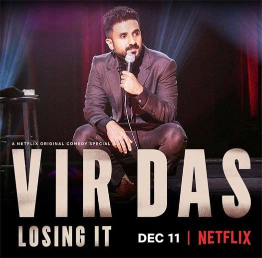 The first poster and trailer of Vir Das' next Netflix special is here!