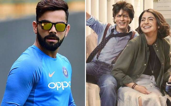 Virat Kohli found Anushka outstanding in 'Zero'